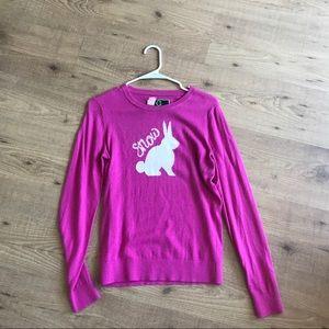 C. Wonder Snow Bunny Sweater